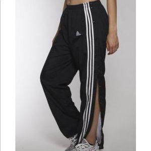 Vintage Adidas snap pants